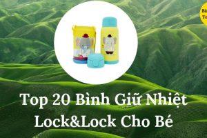 Bình Giữ Nhiệt Cho Bé Lock&Lock