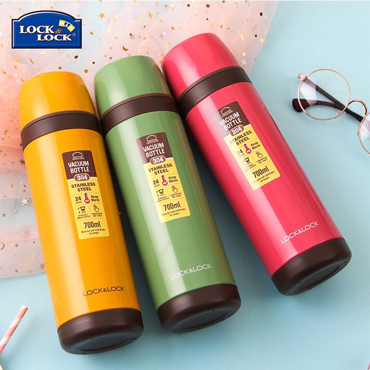 Bình Giữ Nhiệt Lock&Lock City Vacuum Bottle (Olympic) Montreal LHC1448