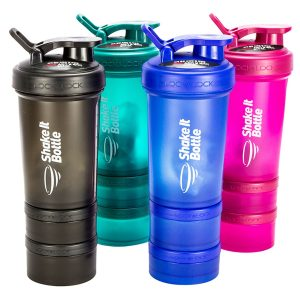 Bình Lắc SHAKE IT Lock&Lock HAP945 - 600ml