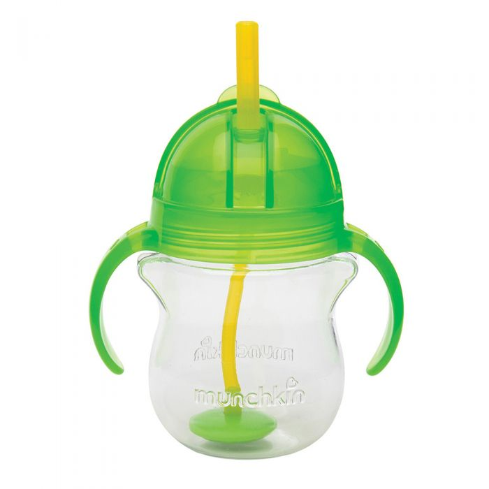 Bình tập uống nước Munchkin Flexi Transition Cup Binhnuocteen