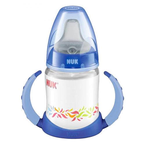 Bình tập uống nước cho bé NUK Learner Cup Binhnuocteen