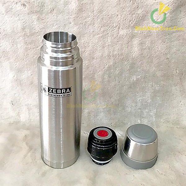 Bình Giữ Nhiệt ZEBRA - 11295X Prima II 450ml-800ml-1000ml 7