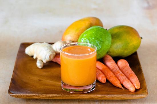 i mix cà rốt Binhnuocteen