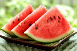 Một vài sai lầm khi ăn dưa hấu giảm cân Binhnuocteen