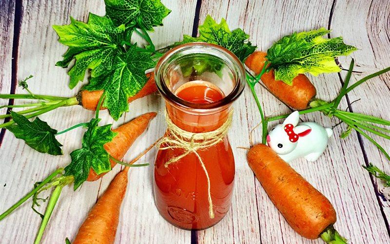 Nước ép dưa hấu mix cà rốt Binhnuocteen