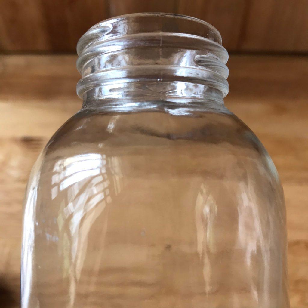 bình thủy tinh nắp nhôm 12 Binhnuocteen