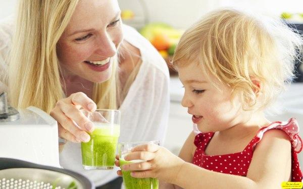 Uống nước rau má đúng cách Binhnuocteen