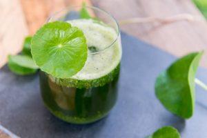 nước rau má tác dụng phụ Binhnuocteen