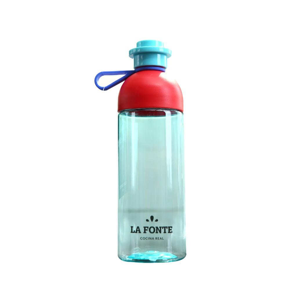 Bình-Nước-Nhựa-La-Fonte-886204-600ml-xanh