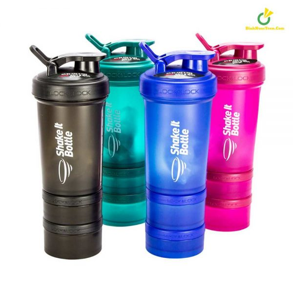 Bình Lắc SHAKE IT Lock&Lock HAP945 – 600ml