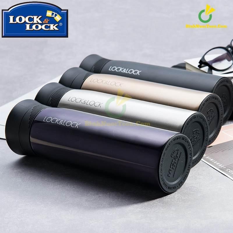 Bình Giữ Nhiệt Line Tumbler Lock&Lock LHC4119 400ml