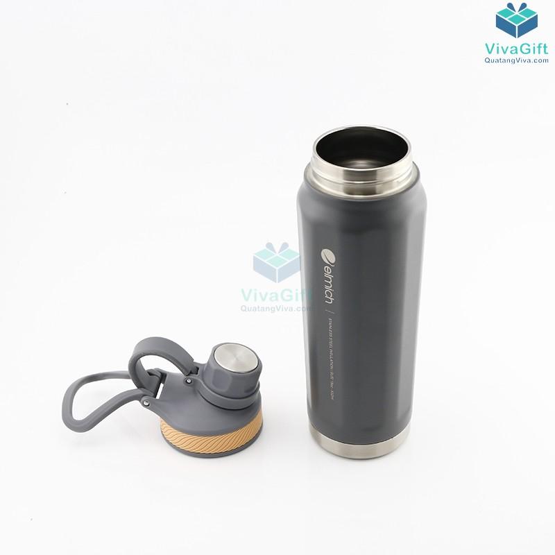 Bình giữ nhiệt Elmich inox 304 dung tích 532ml EL3675 tiện lợi