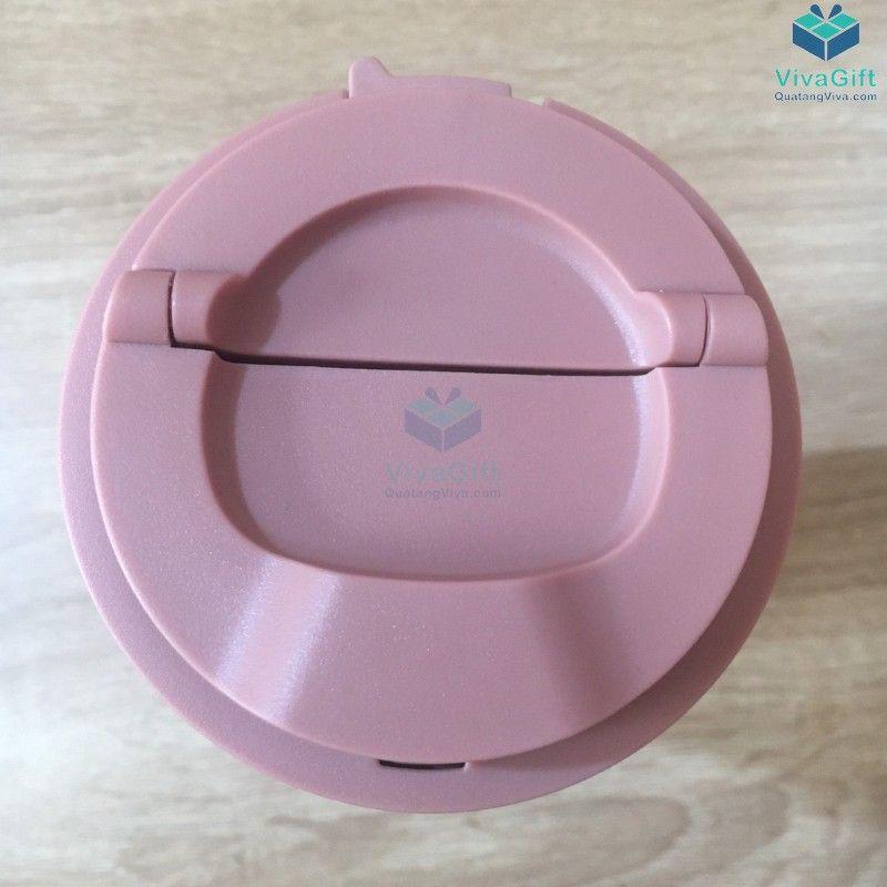 Ly Giữ Nhiệt Lock&Lock Energetic One -Touch Tumbler LHC3249 - 550ML làm quà tặng doanh nghiệp