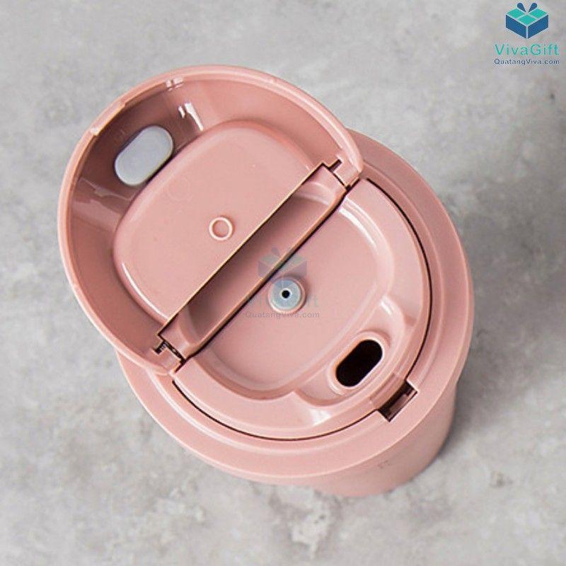Ly Giữ Nhiệt Lock&Lock Energetic One -Touch Tumbler LHC3249 - 550ML khắc làm quà tặng