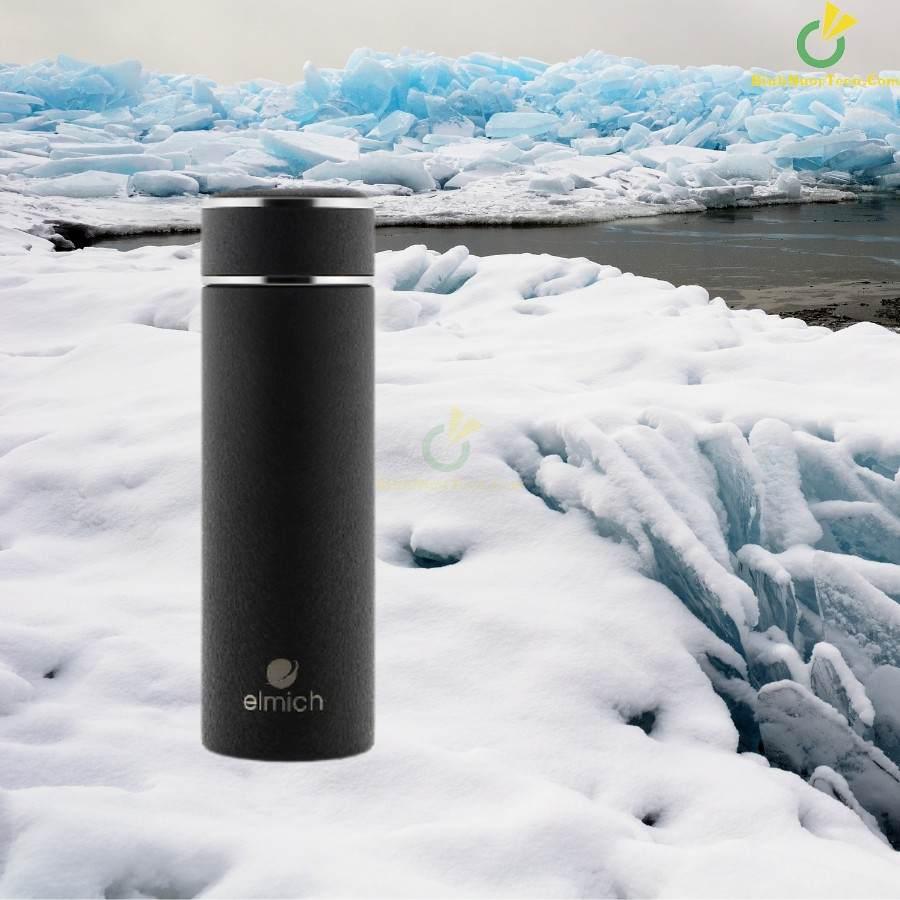 Bình giữ nhiệt Elmich inox 304 420ml EL3667