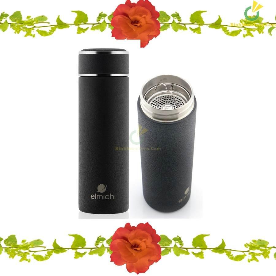 Bình giữ nhiệt Elmich inox 304 420ml EL3667 quà tặng doanh nghiệp