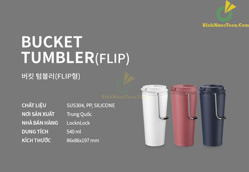 Bình Giữ Nhiệt Locknlock Bucket Tumbler LHC4269 15