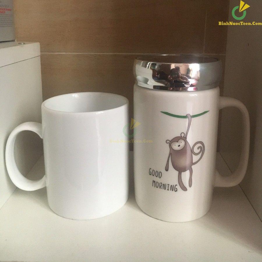 cốc sứ in logo làm quà tặng ls103