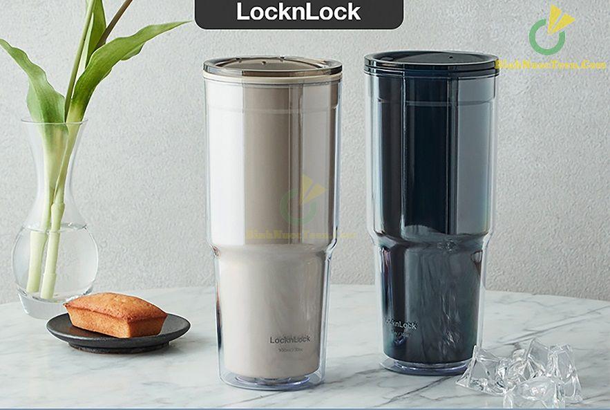 Ly Nhựa 2 Lớp LocknLock 900ml HAP502 19