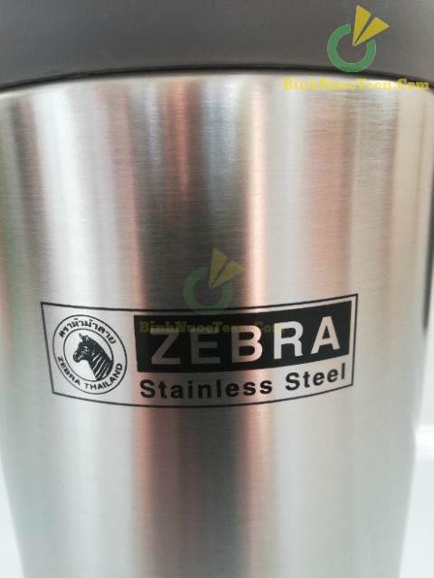 Bình Giữ Nhiệt Zebra Inox 0,8L-1.2L Có Lưới Lọc - 11293X 1