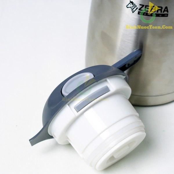 Bình Giữ Nhiệt Zebra Inox Smart III 1.5L-2L - 11294X 7