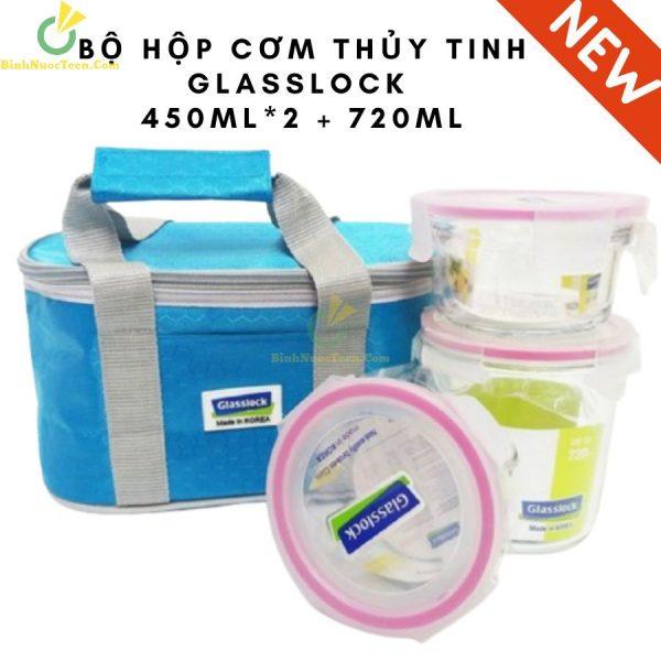 bo hop com thuy tinh glasslock 720ml 450ml2 hdc 08 5 Binhnuocteen