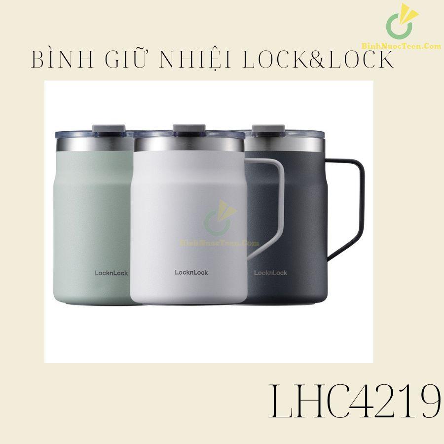 Ly Giữ Nhiệt Lock&Lock 475ml Metro Table Mug LHC4219 9